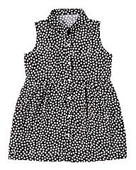 KD EDGE Girls Spot Blouse (9-13years)