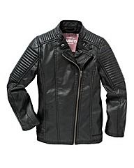 Girls Biker jacket (7-10 years)