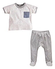 French Connection Boys Two Piece Set