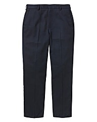 Black Label by Jacamo Dobby Trousers 31