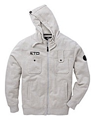 Eto Full Zip Hoody