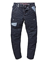 Eto Contrast Jean 29in Leg Length