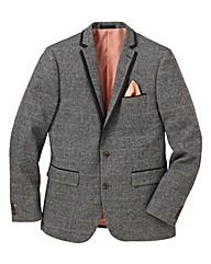 Black Label by Jacamo Tweed Blazer