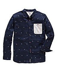 Bellfield Bergen Long Sleeve Shirt