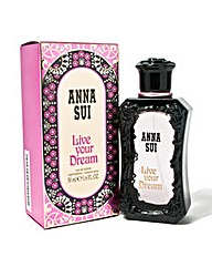 Anna Sui Live Your Dream 50ml Edt Her