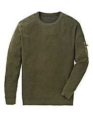 Label J Military Knit Long