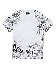 Label J Palm Print Tee Long