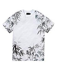 Label J Palm Print Tee Long