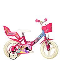 Disney Princess 12 inch Bike