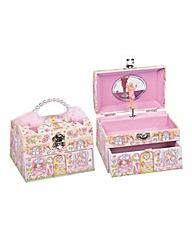 Fairy House Jewellery Box