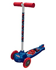 Spiderman Move & Groove Scooter