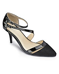 Sole Diva Court Shoes E Fit