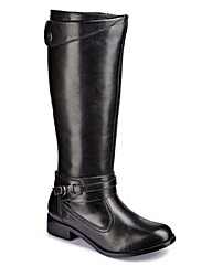 Legroom Boot Extra Curvy Plus Calf E
