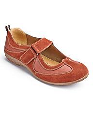 Cushion Walk Bar Shoe EEE Fit