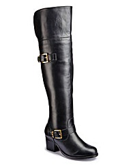 Catwalk Collection Over Knee Boots E