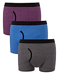 Jacamo Pack 3 Hipster Briefs