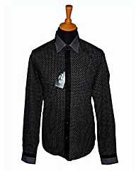 Jekyll & Hyde Maxwell Black Shirt