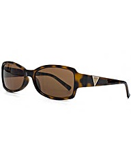 Guess Classic Rectangle Sunglasses