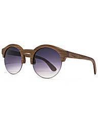 Tribe Half Moon Sunglasses