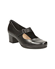 Clarks Rosalyn Wren Wide Fit