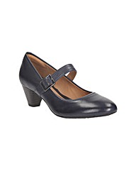 Clarks Denny Date Extra Wide Fit