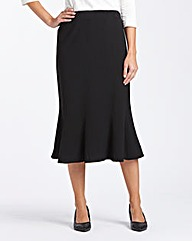 Pull On Flippy Skirt length 27in