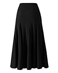 Soft Jersey Skirt Length 29in