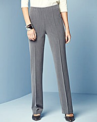 Pull On Comfort Fit Trouser Length Reg