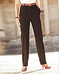 Slimma Classic-Leg Trousers L26in/66cm