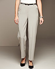 Slimma Classic-Leg Trousers Extra Short