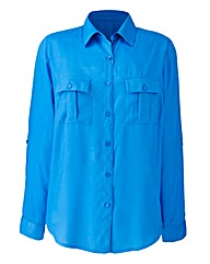 Plain Utility Shirt