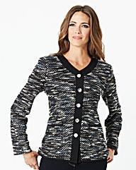 Soft Unlined Boucle Jacket
