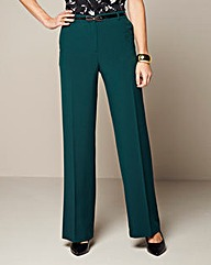 Wide Leg Trouser Length 29in