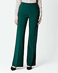 Wide Leg Trouser Length 31in