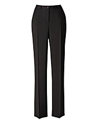 Slimma Classic Leg Stripe Trouser L28in