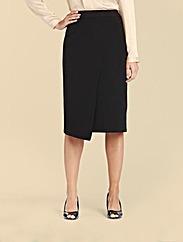 Asysmetric Skirt l35