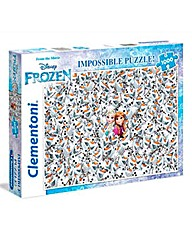 Disney 1000pc Impossible Puzzle - Frozen