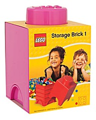 LEGO Stackable Storage 1 Brick Box
