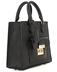 Michael Kors Black Cross-Body Bag