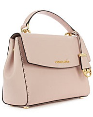 Michael Kors Small Pink Satchel Bag