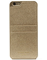 Michael Kors iPhone 6 Plus Leather Case