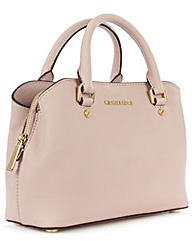 Michael Kors Pink Leather Satchel Bag