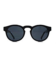 Levis Polarised Keyhole Round Sunglasses