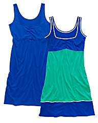 Pack Of 2 Jersey Dresses
