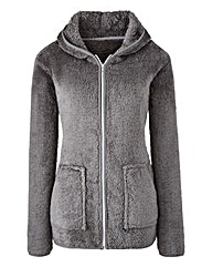 Cuddle Fleece Hooded Top