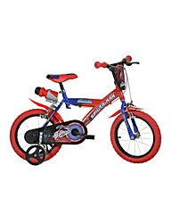 Marvel Spider-Man 16inch Bike