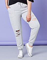 Simply Be Ripped Joggers