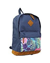 New Rebels MN Flower Large Backpack