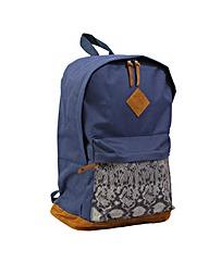 New Rebels MN Snake Large Nylon Backpack