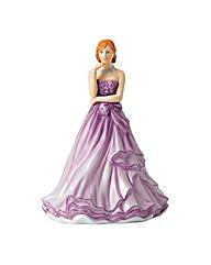 Royal Doulton Cheryl Petite Figurine